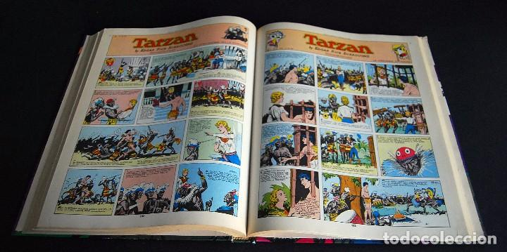 Cómics: TARZAN DELLE SCIMMIE. EDGAR RICE BURROUGHS. 1977. VALLECCHI - CENISIO - Foto 5 - 99352819