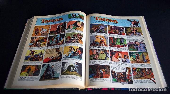 Cómics: TARZAN DELLE SCIMMIE. EDGAR RICE BURROUGHS. 1977. VALLECCHI - CENISIO - Foto 6 - 99352819