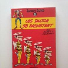 Cómics: LUCKY LUKE Nº 26: LES DALTON SE RACHETENT/ DUPUIS (FRANCE)1979. Lote 99367323