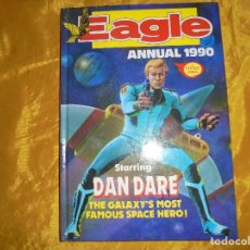 Cómics: EAGLE. ANNUAL 1990. STARRING: DAN DARE. THE GALAXY´S MOST FAMOUS SPACE HERO¡ 1989. Lote 99463031