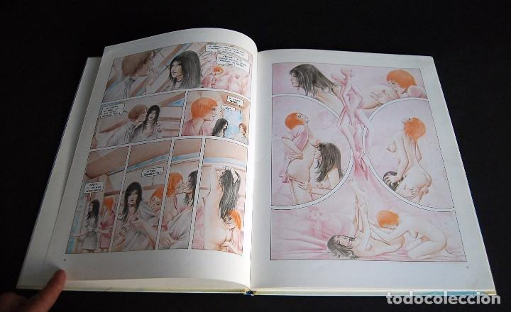 Cómics: JESSICA LIGARI. PHILIPPE CAVELL Y ROBERT MERODAK - Foto 2 - 99979495