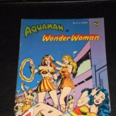 Cómics: WONDER WOMAN - # 7 - AQUAMAN - ITALIAN EDITION- FINE COMIC BOOK ITALIAN LANGUAGE. Lote 99986003