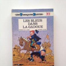 Cómics: LES TUNIQUES BLEUES Nº 13. DES BLEUES DANS LA GADOUE. LOUIS SALVÉRIUS / RAOUL CAUVIN. Lote 100062999