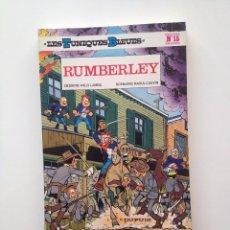 Cómics: LES TUNIQUES BLEUES Nº 15. RUMBERLEY. LOUIS SALVÉRIUS / RAOUL CAUVIN. Lote 100063695