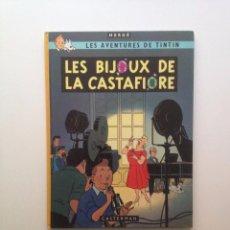 Cómics: LES AVENTURES DE TINTIN : LES BIJOUX DE LA CASTAFIORE /CASTERMAN- (FRANCES) 1966. Lote 100174035