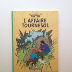 Cómics: LES AVENTURES DE TINTIN : L'AFFAIRE TOURNESOL /CASTERMAN- (FRANCES) 1966. Lote 100174387