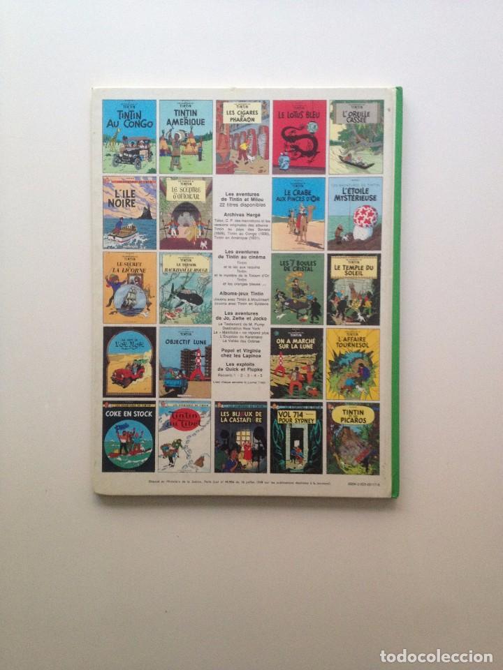 Cómics: LES AVENTURES DE TINTIN : laffaire tournesol /CASTERMAN- (FRANCES) 1966 - Foto 2 - 100174387