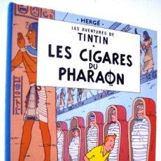 Cómics: TINTIN - LES CIGARES DU PHARAON. Lote 100281383
