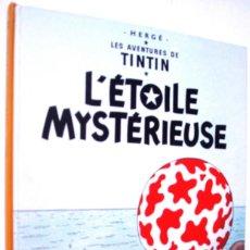 Cómics: TINTIN - L'ÉTOILE MYSTÉRIEUSE. Lote 100281539
