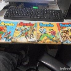 Cómics: LOTE COMIC EN FRANCES AÑOS 60 HONDO NUMEROS 94 100 102 108. Lote 100415831