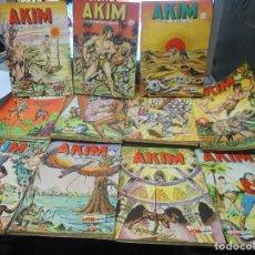 Cómics: LOTE COMIC AKIM EN FRANCES AÑOS 60. Lote 100418191