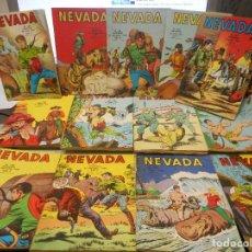 Cómics: LOTE COMIC EN FRANCES NEVADA AÑOS 60. Lote 100419283