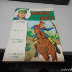 Cómics: COMIC EN FRANCES AÑOS 60 NUMERO 1 ROBIN DES BOIS. Lote 100422527