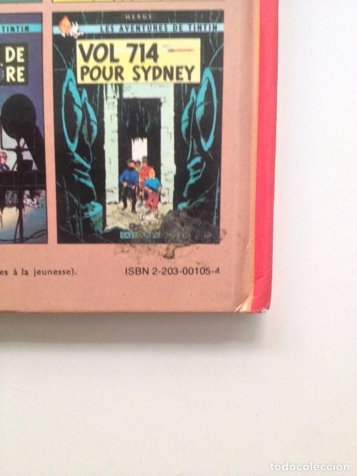 Cómics: LES AVENTURES DE TINTIN : L OREILLE CASSEE /CASTERMAN- (FRANCES) 1977 - Foto 3 - 100533519