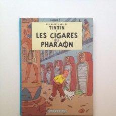 Cómics: LES AVENTURES DE TINTIN :LES CIGARRES DU PHARAON/CASTERMAN- (FRANCES) 1975. Lote 100534475