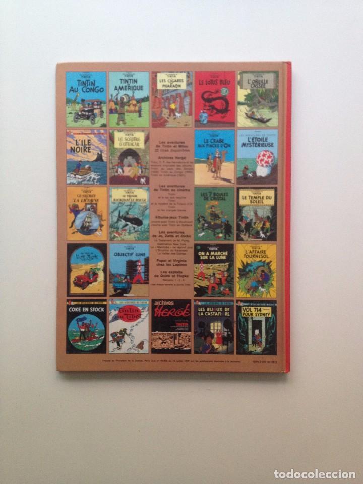 Cómics: LES AVENTURES DE TINTIN :TINTIN EN AMERIQUE/CASTERMAN- (FRANCES) 1977 - Foto 2 - 100535027