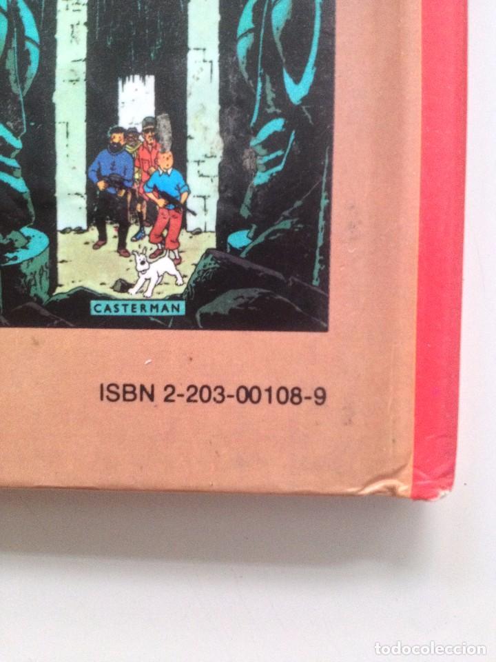 Cómics: LES AVENTURES DE TINTIN :TINTIN EN AMERIQUE/CASTERMAN- (FRANCES) 1977 - Foto 3 - 100535027