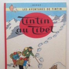 Cómics: LES AVENTURES DE TINTIN :TINTIN AU TIBET/CASTERMAN- (FRANCES) 1976. Lote 100704107