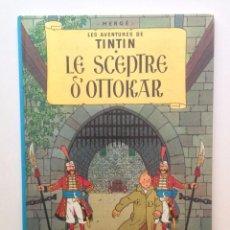 Cómics: LES AVENTURES DE TINTIN :LE SPECTRE D' OTOKAR/CASTERMAN- (FRANCES) 1975. Lote 100903583