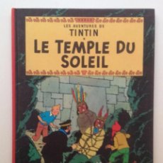 Cómics: LES AVENTURES DE TINTIN :LE TEMPLE DU SOLEIL/CASTERMAN- (FRANCES) 1975. Lote 100907791