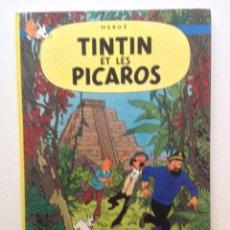 Cómics: LES AVENTURES DE TINTIN :TINTIN & LES PICAROS/CASTERMAN- (FRANCES) 1976. Lote 100916199