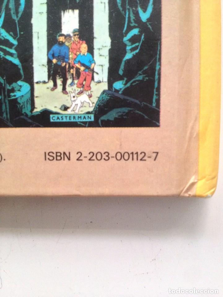 Cómics: LES AVENTURES DE TINTIN :LES 7 BOULES DE CRISTAL/CASTERMAN- (FRANCES) 1966 - Foto 3 - 100917979