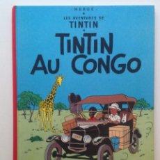 Cómics: LES AVENTURES DE TINTIN :TINTIN AU CONGO/CASTERMAN- (FRANCES) 1970. Lote 101014711