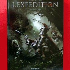 Cómics: L'EXPEDITION, Nº 1 - LE LION DE NUBIE, EDITORIAL DARGAUD - EN FRANCES - NUEVO - DIFÍCIL.. Lote 101651119