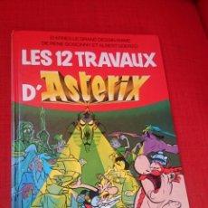 Cómics: LES 12 TRAVAUX D'ASTERIX- DARGAUD IDIOMA FRANCÉS. Lote 101545032