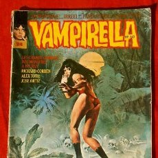 Cómics: VAMPIRELLA (FRANCE) - COMIC Nº 24 - EDITADO EN PARIS (AÑO 1975) COMIC PARA ADULTOS - EN FRANÇAIS. Lote 102014343