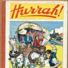 Cómics: COMIC HURRAH! DE 1957. LIBRO Nº 12.. Lote 102335219