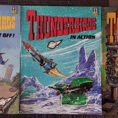 Cómics: THUNDERBIRDS. LOTE DE 3 TOMOS. ORIGINAL EN INGLES. 1992. Lote 104986751