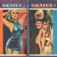 Cómics: GENIUS Nº 1 (1972) COMIC FRANCÉS. Lote 120270876