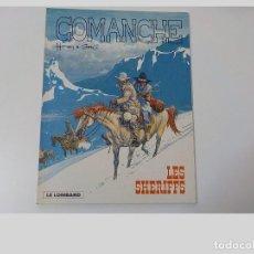 Cómics: COMANCHE.LE LOMBARD,TEXTO EN FRANCES. Lote 106932783