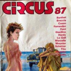 Cómics: CIRCUS Nº 87 (EN FRANCÉS). Lote 107779231