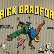 Cómics: BRICK BRADFORD, DE WILLIAM RITT Y CLARENCE GRAY (GARZANTI, 1973) STRIPS 1933-1935. EN ITALIANO. Lote 109383591