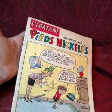 Cómics: LES PIEDS NICKELES. Nº 52. EDICIÓN ORIGINAL FRANCESA 1970. Lote 109467019