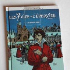Cómics: LES 7 VIES DE L'EPERVIER. LAS 7 VIDAS DEL GAVILÁN. TOMO 7. ORIGINAL FRANCÉS. Lote 110246019