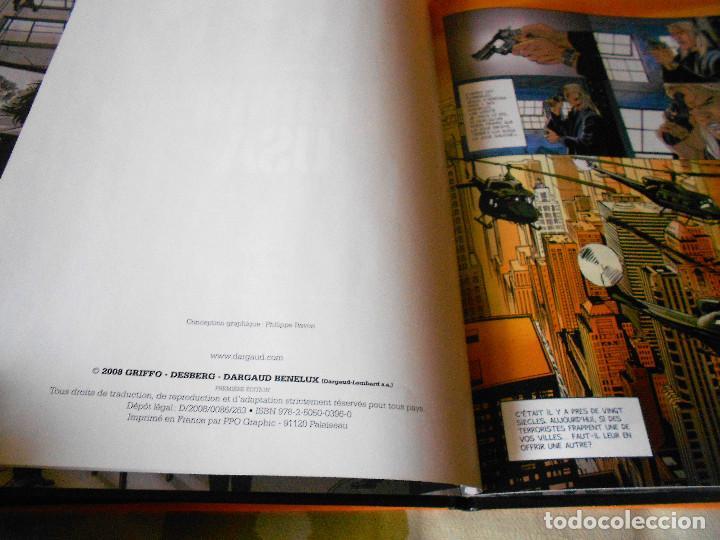 Cómics: EMPIRE USA. DESBERG & GRIFFO. EDICIÓN EN FRANCÉS. DARGAUD. CUATRO TOMOS . MUY BUEN ESTADO. - Foto 3 - 110288735