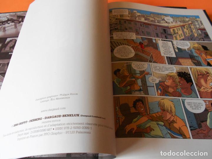 Cómics: EMPIRE USA. DESBERG & GRIFFO. EDICIÓN EN FRANCÉS. DARGAUD. CUATRO TOMOS . MUY BUEN ESTADO. - Foto 9 - 110288735