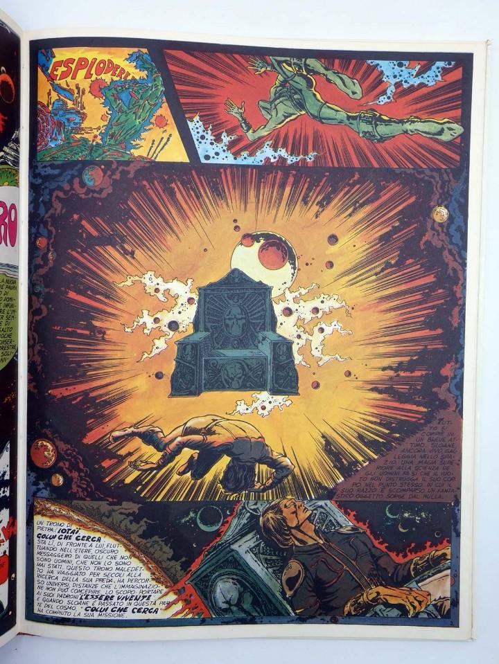 Cómics: IL VIAGGI FANTASTICI DI LONE SLOANE (Philippe Druillet) Arnoldo Mondadori, 1973 - Foto 3 - 110470590