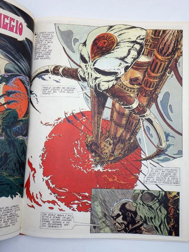 Cómics: IL VIAGGI FANTASTICI DI LONE SLOANE (Philippe Druillet) Arnoldo Mondadori, 1973 - Foto 4 - 110470590