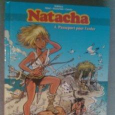 Cómics: NATACHA INTEGRAL 4 PASSEPORT POUR L'ENFER INTÉGRALE DUPUIS . Lote 111517063