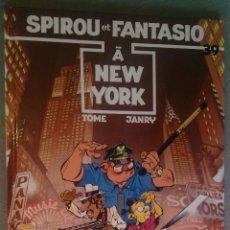 Cómics: LES AVENTURES DE SPIROU ET FANTASIO 39 SPIROU À NEW YORK TOME Y JANRY. Lote 111517543