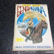 Cómics: GENGISKHANA Nº 15 ALLA CONQUISTA DELL'INDIA ( EDICION EN ITALIANO ). Lote 112738231
