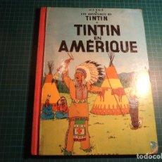 Cómics: TINTIN EN AMERIQUE. CASTERMAN 1973. (M-14). Lote 112800715