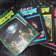Comics : ALBUM DELTA ( 4 TOMOS ). Lote 113004327