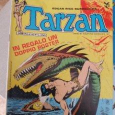 Tarzan Ed. Cenisio. Mensile nº 41 Portada de Russ Manning