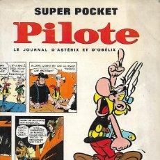 Comics : SUPER POCKET - PILOTE Nº 1 - COLLECTIF (1968). Lote 114059679
