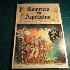 Cómics: LES AVENTURES DE TRISTAN QUECELUILA. C.D.E.S. EDITIONS. EN FRANCÉS. (M-14). . Lote 114101347